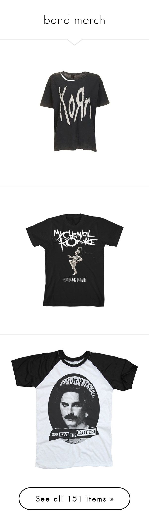 """""""band merch"""" by xluvaii ❤ liked on Polyvore featuring men's fashion, men's clothing, men's shirts, men's t-shirts, tops, shirts, mens flower shirt, mens white shirts, mens white t shirts and mens t shirts"""