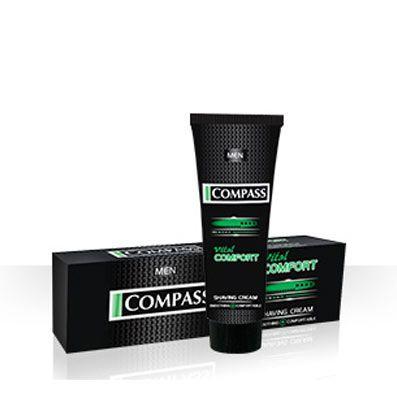 крем для бритья Компас Витал Комфорт STS cosmetics купить в интернет магазине