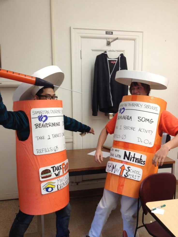 Pill bottle halloween costume pharmacy cool for How to draw a pill
