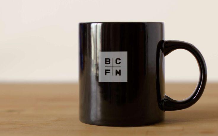 BCFM mug