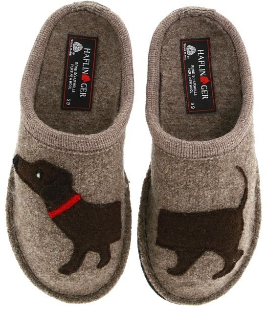 Haflinger - Doggy Slipper Women's Slippers