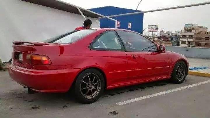 Honda Civic Ex 1995 a $ 6,900 en Perú » Los Mejores Autos