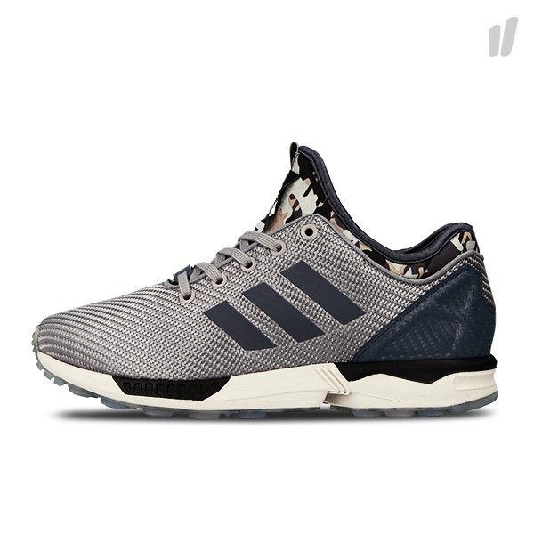 italia independent x adidas zx flux nps silver camo