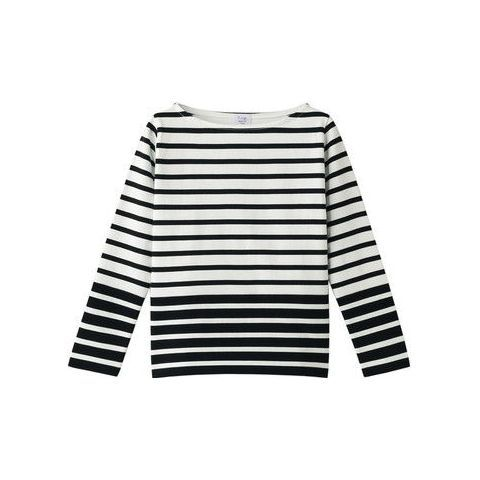 ボーダーカットソー(T-mat Masaki-Paris [ティーマットマサキパリ] のTシャツ) iQON