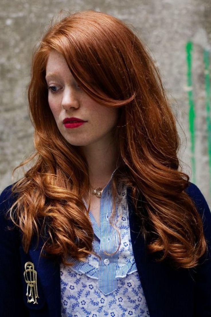 Redish Brown Auburn Hair Auburn Hair Color Brown Auburn
