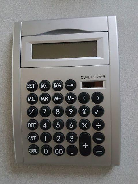 Humour Toto: Doué pour la solution du calcul