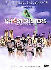 Ghostbusters DVD (1984) Bill Murray •Dan Aykroyd •Sigourney Weaver •Harold Ramis