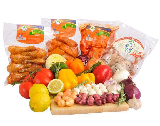 Uma forma e boa ideia para deixar sua despensa,geladeira e freezer arrumados é porcionar e etiquetar alimentos com embalagens a vácuo!
