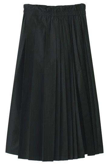 ギャザー×プリーツスカート ヌメロ ヴェントゥーノ/N°21