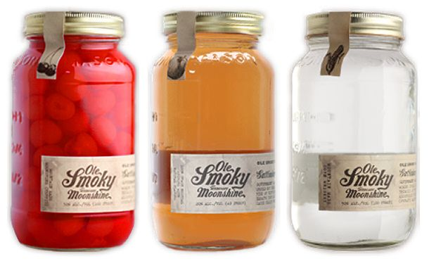 You NEED to try this moonshine - Ole Smoky Tennessee Moonshine , in tons of flavors!