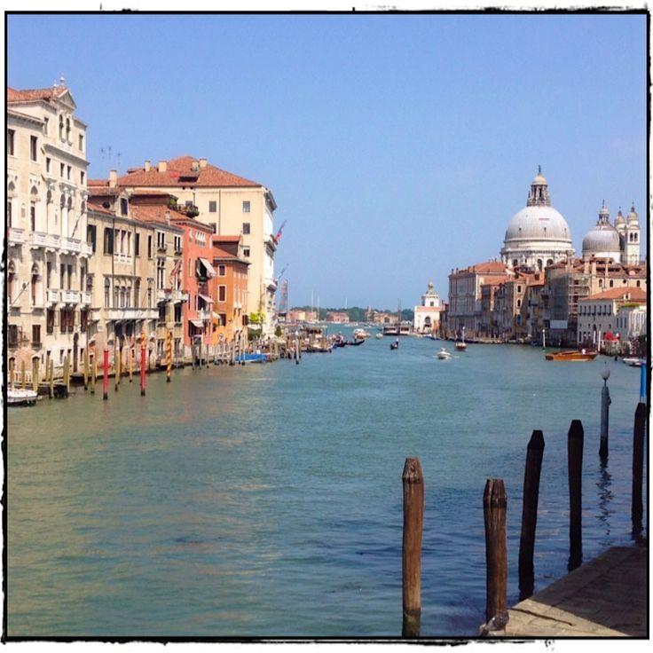 Near Ponte Accademia, Venice