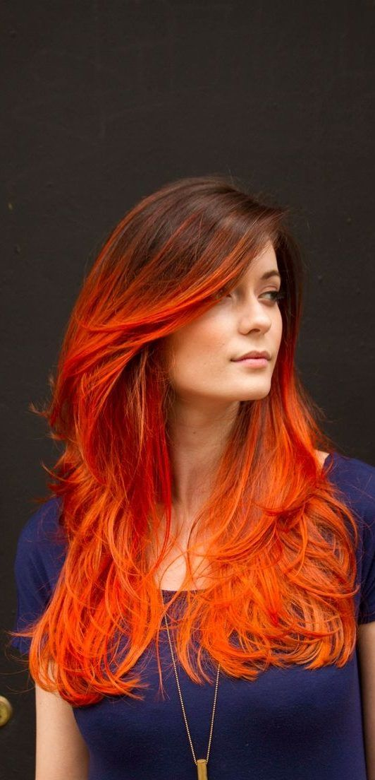 Carrot Orange Hair Colorbest Haarfarben – Top Haarfarben-Trends …
