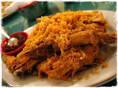 Ayam Ny. Suharti
