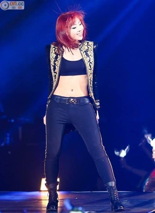 Minzy 27.04.2014 | Photos de Presse:AON Concert à Taipei! (J2)