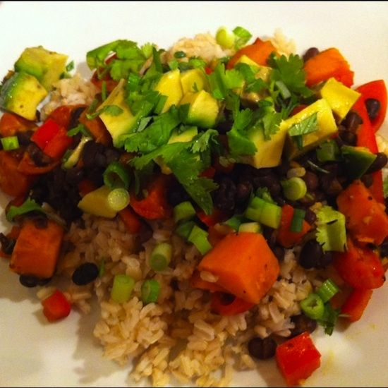 healthy cinco de mayo recipe: vegan, gluten-free