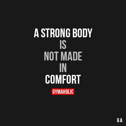 Comfort stalls process. Be a beast and pursue your goals with passion. Accelerateperformance.trainerize.com