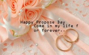 Happy Propose Day 2014 SMS, Messages And Wishes