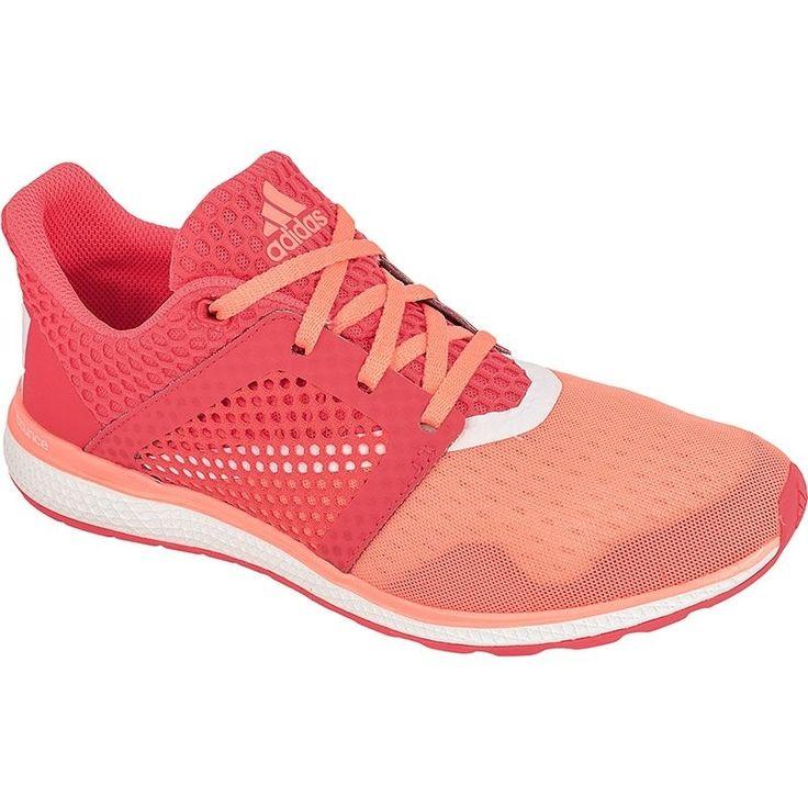 Buty biegowe adidas Energy Bounce 2 W  Właściwości: damskie buty biegowe dla biegaczek o stopie neutralnej na twarde nawierzchnie