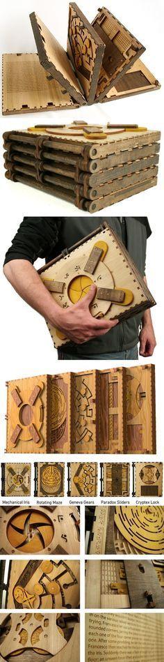 Codex Silenda - puzzle book                                                                                                                                                                                 More