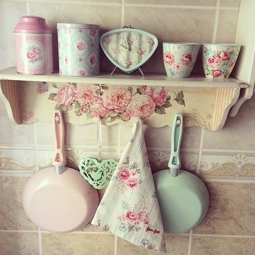 vintage pink kitchen accessories 100 likes fatale decor shabby 6856