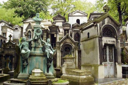 Le cimetière Père-Lachaise - Paris
