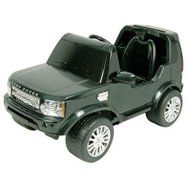 Dear Dad,     Mommy and baby need matching cars!! :)     Land Rover Discovery Ride-on Car for kids