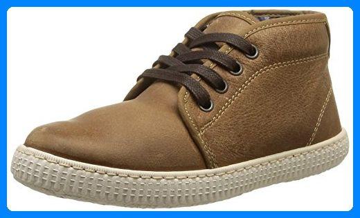 Victoria 106763, Unisex-Erwachsene Chukka Boots, Beige (taupe), 35 EU - Stiefel für frauen (*Partner-Link)
