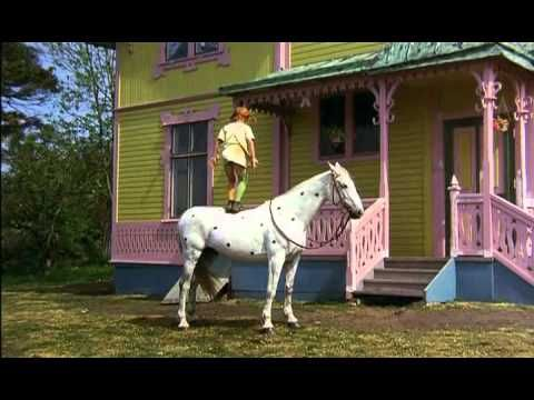 Pipi e o seu cavalo