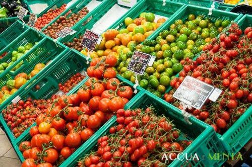 selezione naturale pomodori pomodoro copperativa santa margherita OGM selezione naturale genetica
