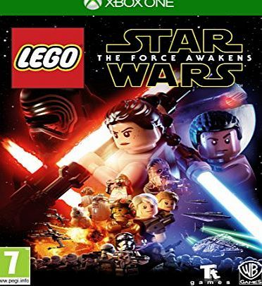 Warner Bros. Interactive Entertainment LEGO Star Wars: The Force Awakens (Xbox One) No description (Barcode EAN = 5051892197458). http://www.comparestoreprices.co.uk/december-2016-week-1/warner-bros-interactive-entertainment-lego-star-wars-the-force-awakens-xbox-one-.asp