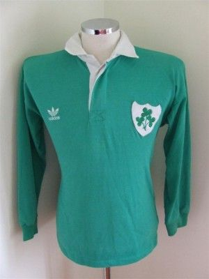 Ireland rugby shirt  Added on 22 May 2011 at 10:47 by SPORTS