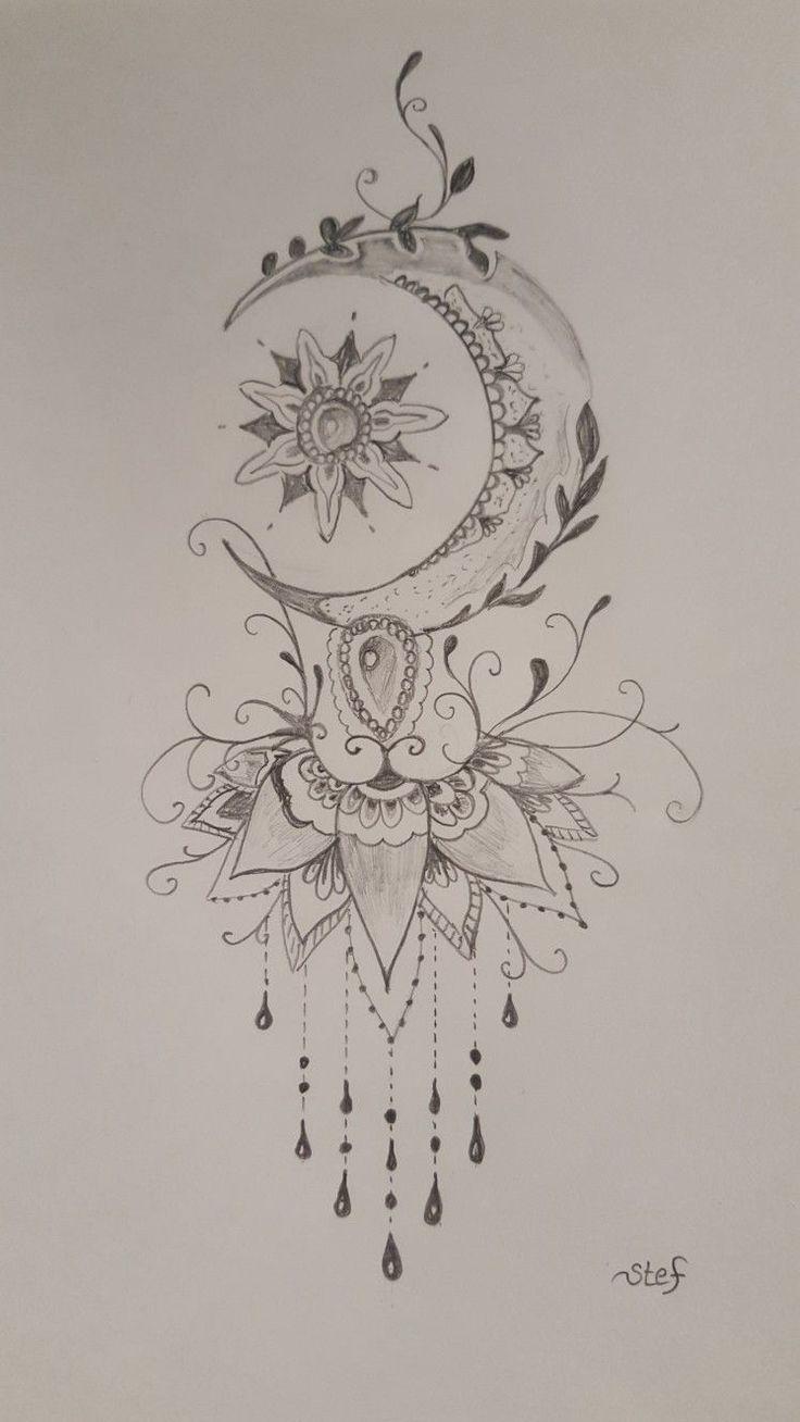 Mijn Tattoo Mijn Tattoo Tattoo Pins Blumen 13