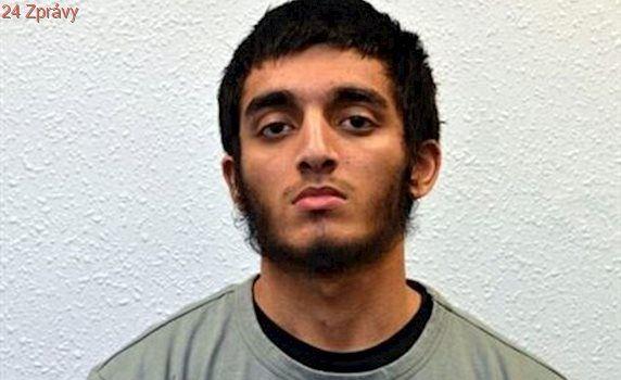 19letý terorista chtěl vraždit v Londýně na koncertu Eltona Johna při výročí 9/11. Dostal doživotí