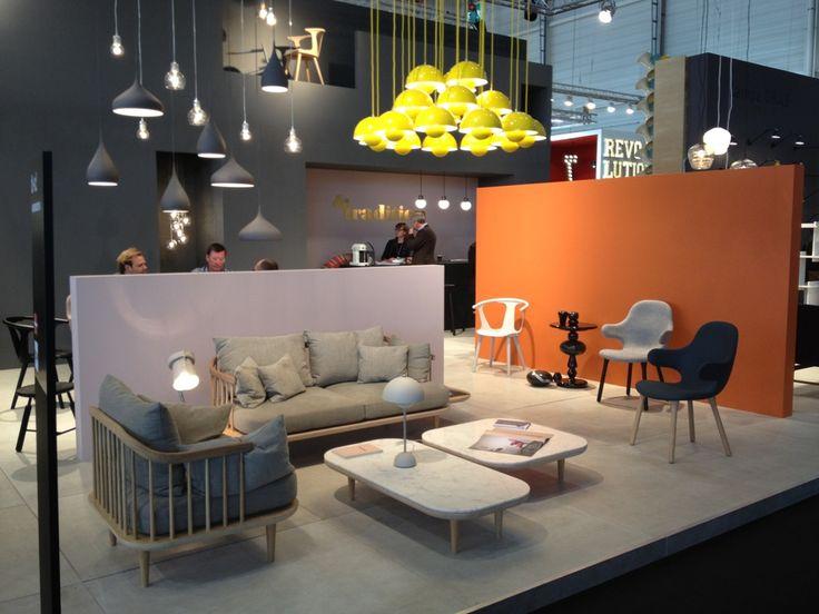 Maison et Objet Septembre 2013: Canapé, fauteuil et tables basses FLY par Space Copenhagen/ And Tradition  http://www.madeindesign.com/prod-canape-fly-2-places-l-240-cm-and-tradition-refsc3-49858.html