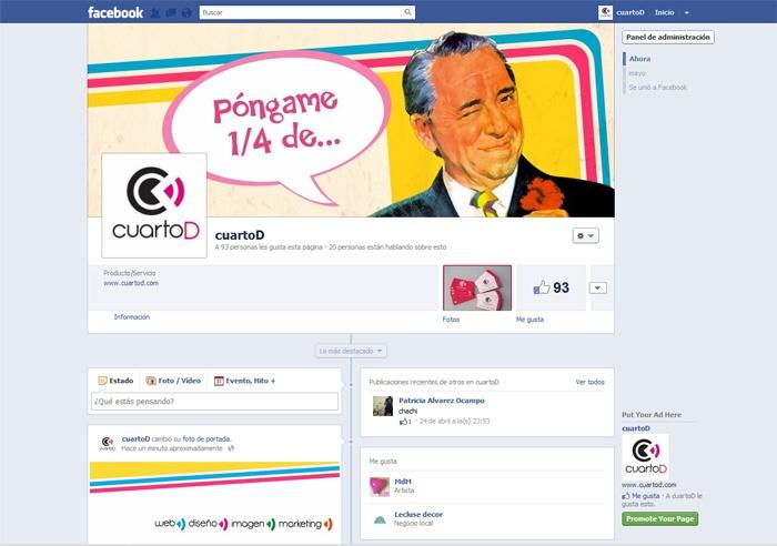 Creación de imagen para campaña de Facebook