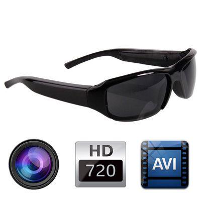 New HD 720P Spy Camera Glasses Hidden Eyewear DVR Video Recorder Cam Camcorder #spycamera #eyewearcamera #NannyCam #HiddenCam #Qoo10 #Singapore