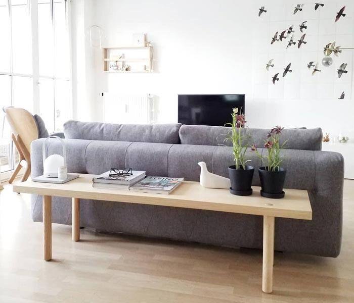 Wohnzimmer Einrichten: Ideen und Tipps - WOHNKLAMOTTE ...