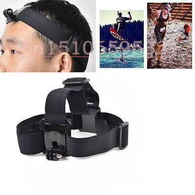 >> Click to Buy << Gopro Head Strap Mount For Gopro HD Hero 5 4 2 3+ Camera Free shipping #Affiliate