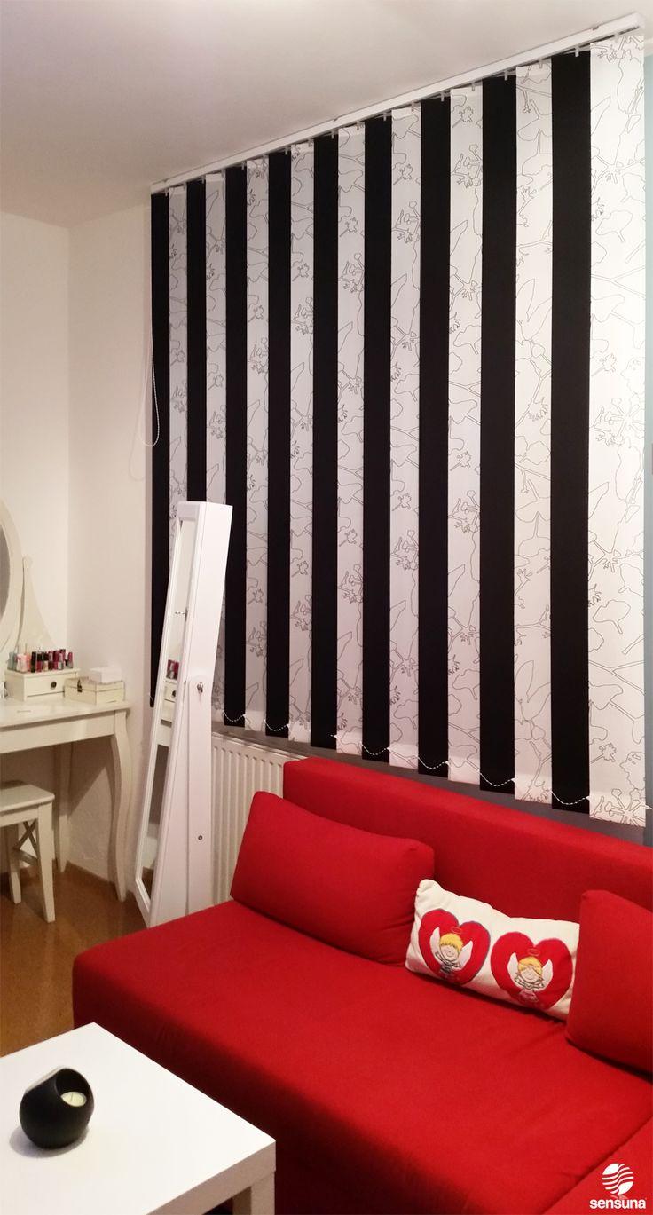 ber ideen zu lamellenvorhang auf pinterest. Black Bedroom Furniture Sets. Home Design Ideas