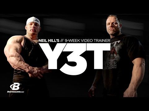 Y3T: Neil Hill's 9-Week Hardcore Video Trainer