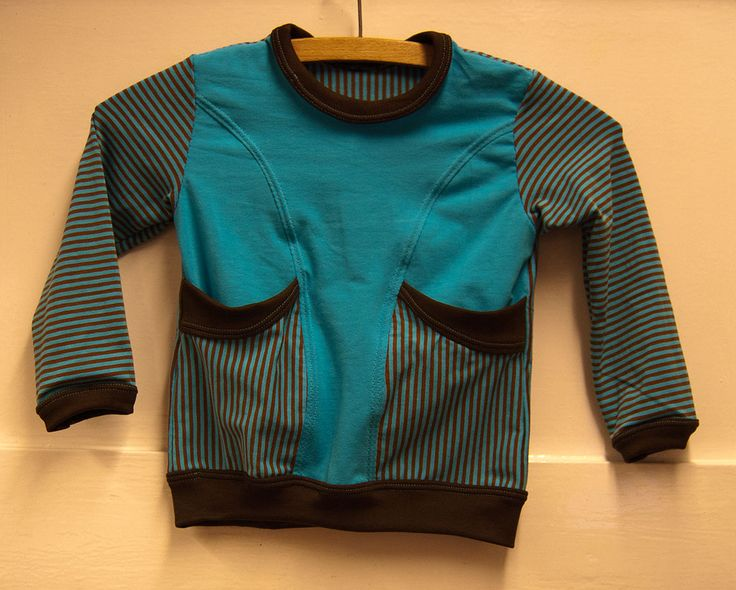 Pullover nach dem Schnittmuster JaWePu