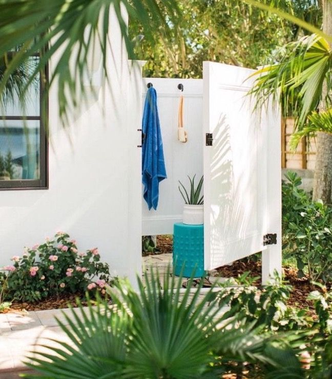 15 best images about outdoor shower on pinterest shower for Outdoor shower tower