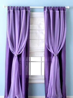 curtains...master bedroom like the look not the curtain