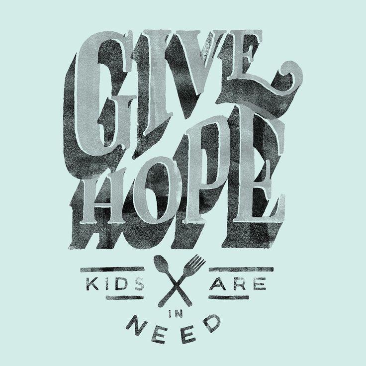GIve Hope // Zachary Smith