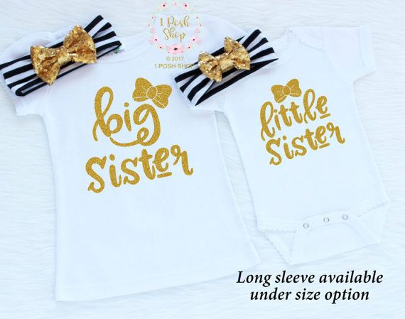 Hey, I found this really awesome Etsy listing at https://www.etsy.com/listing/519744433/matching-sister-outfits-big-sister