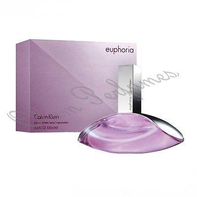 Womens Fragrances: Euphoria Women By Calvin Klein Edt Spray 3.4Oz 100Ml New In Box + Free Sample -> BUY IT NOW ONLY: $41.99 on eBay!