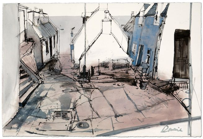 Kate Downie - The Quarry Path