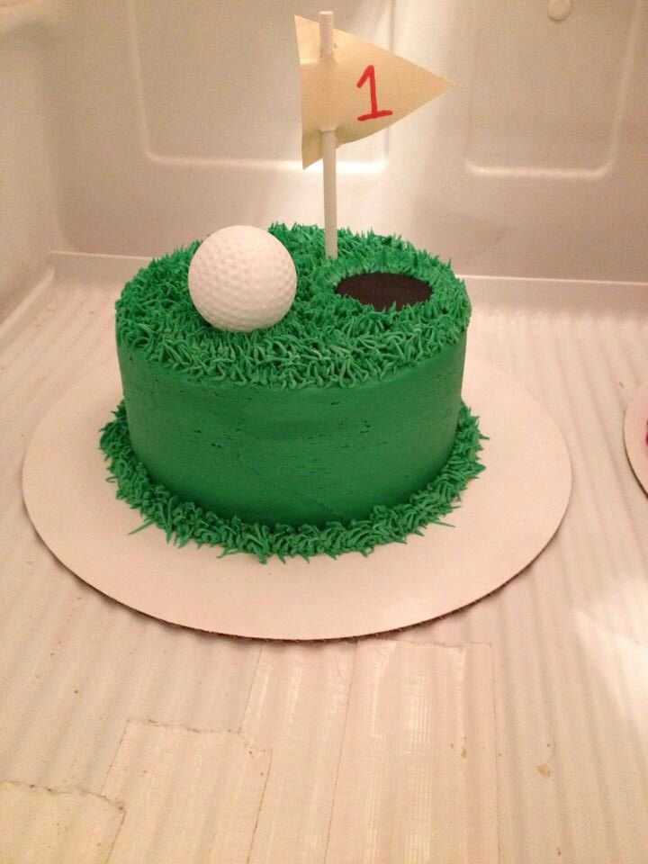 Golf Smash Cake Dale Pinterest Smash Cakes Golf And