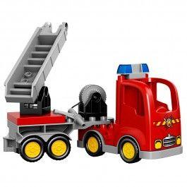 Le camion de pompiers LEGO DUPLO 10592