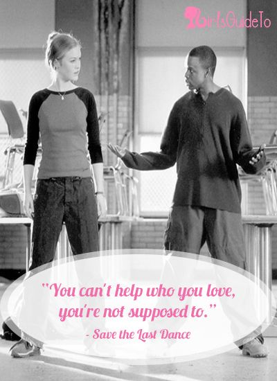 """Save The Last Dance: """"You're Not Supposed To..."""""""